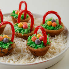 basket easter chocolate chip easter baskets nestlé best baking