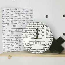 personalised kids clocks spatz mini peeps
