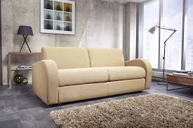 Sofa Bed Sprung Mattress by Jay Be Retro Deep Sprung Edge Sofa Bed Three Seater From