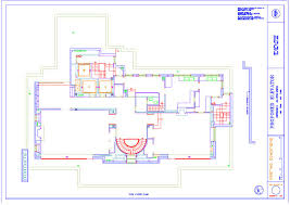 Petit Trianon Floor Plan by A Library Of Design Floor Plan