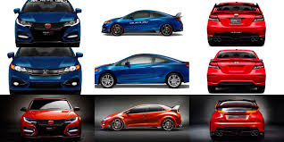 1998 Honda Civic Type R Specs 2015 Honda Civic Type R Previewed By Crisp And Clean New Paris Concept