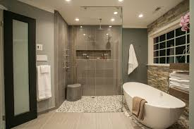 bathroom spa design of cool powder room decor 736 1104 home