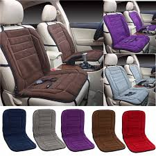 stylish heated car seat cushion with auto shut off on car pictures