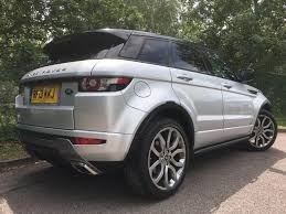 car range rover used 2013 land rover range rover evoque 2 2 sd4 dynamic for sale