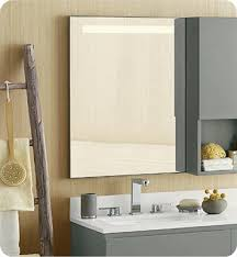 Metal Framed Bathroom Mirrors by Ronbow 602523 Bn Contemporary 22x 30