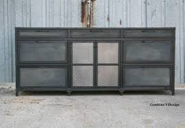 buy a hand made vintage industrial file cabinet mid century