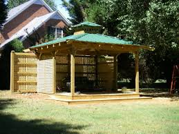 Outdoor Patio Gazebo 12x12 12x12 gazebo wood u2014 outdoor chair furniture 12 12 gazebo to