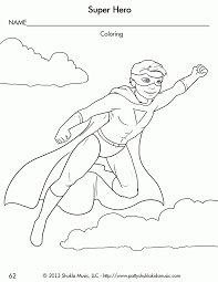 superhero girls coloring pages kids coloring