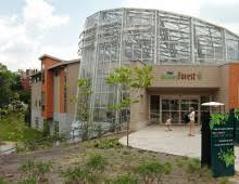 Botanical Garden Cincinnati Structural Engineering Projects Studies Schaefer Engineers
