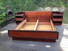 Platform Bed Ebay - danish modern bed google search mid mod home decor pinterest