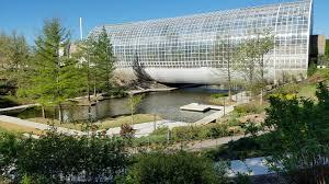 Oklahoma City Botanical Garden Oklahoma City Botanical Gardens Myriad Gardens Rv Ing With