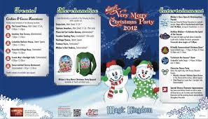mickey s merry 2012 guide map photo 1 of 2