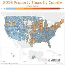 nyc tax maps here are the states with the highest property taxes zero hedge