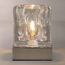 buy john lewis cuboid touch table lamp john lewis