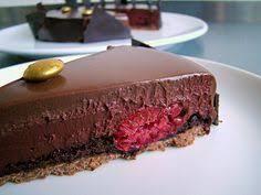 caramel chocolate yule log baking cakes pinterest recipe