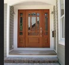 Exterior Doors Columbus Ohio 9 Lite Crossbuck Exterior Door 8 Amish Custom Doors Americana
