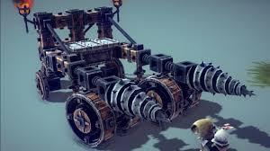 siege engines unleash your siege engines on besiege s island pcgamesn