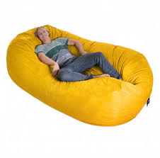 huge bean bag chairs for adults u2014 jen u0026 joes design style bean
