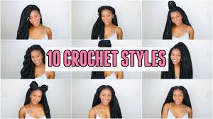 crochet braids baltimore 10 crochet braid styles protective style