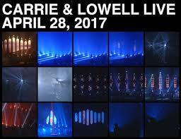 Blue Light Live Sufjan Stevens Announces Carrie U0026 Lowell Live Album Consequence