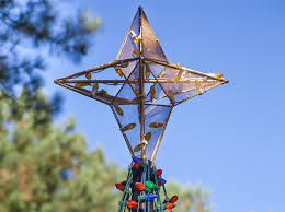 Commercial Christmas Star Decorations by Christmas Tree Toppers