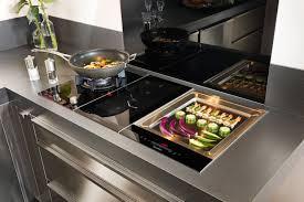 cuisson cuisine frédéric anton et lapeyre collaborent à la création d une cuisine design