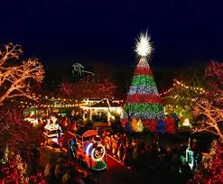 Zoo Lights Columbus Oh by Must See Christmas Light Attractions In Ohio