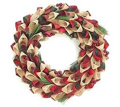 battery powered wreaths powe battery powered cordless lighted