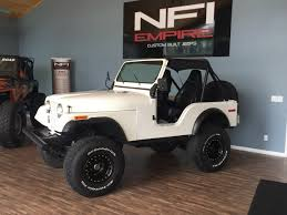 classic jeep modified nfi empire