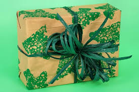 recyclable wrapping paper pictures of christmas gift wrap ideas