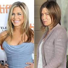 jennifer aniston celebrity hairstyle changes 2014 popsugar