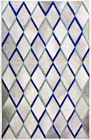Area Rugs Blue Directory Galleries Modern Leather Area Rugs