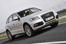 Audi Q5 Facelift - facelifted audi q5 review autocar