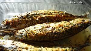 cuisiner le maquereau au four maquereaux a la moutarde et aux epices recettes en