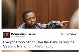 Meme History - the meme history hashtag is basically how teachers should teach
