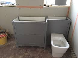 Grey Vanity Unit Camberley Grey Vanity Unit Without Basin 800mm And Toilet Unit No