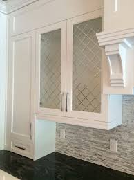 etched glass kitchen cabinet doors etched glass panels for cabinet doors page 2 line 17qq