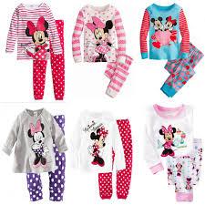 pyjamas suit gift min mic key top baby
