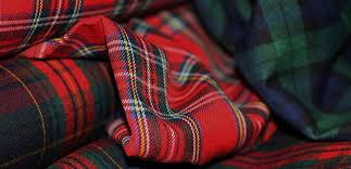 scottish tartans fabric