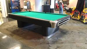 Pool Table Disassembly by Titan Commercial Pool Tables Commercial Pool Table Pool Tables