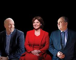 Christy Clark Cabinet The Next Few Days In B C Politics Will Be Strange And Fun