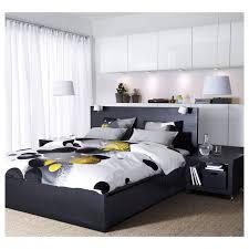 Queen Bed Frame Platform Bedroom Cozy Bed Frame For Modern Bedroom Design