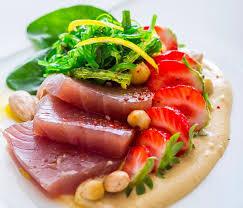 comment cuisiner le thon les 25 meilleures idées de la catégorie carpaccio de thon sur