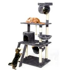 cat climbing frame multi layer cat tree with cat scratching