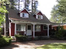 south lake tahoe vacation rentals lakefront cabin at 777 merced ave