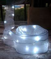 ribbon light buy organza ribbon led lights battery operated