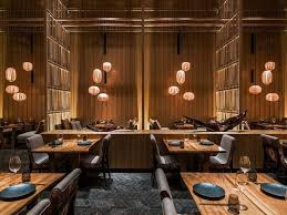 kioku restaurant four seasons hotel restaurants interiors and