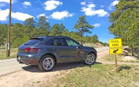 porsche suv white 2017 2017 porsche macan s review hands on at white ranch park