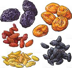 dried fruit clip art vector images u0026 illustrations istock