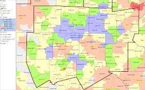 Zip Code Map Dallas Districts Decision Making Information Resources U0026 Solutions